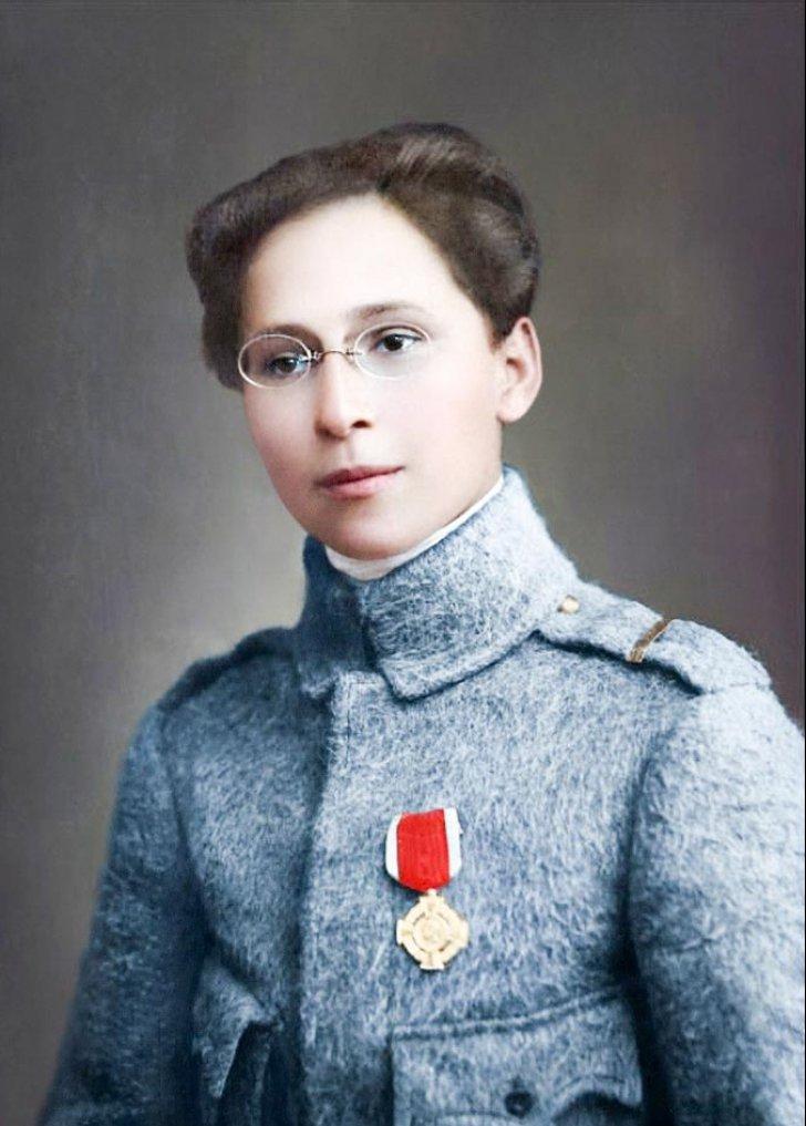 102 ani de la moartea eroică a Ecaterinei Teodoroiu   Didactika
